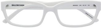 Balenciaga Eyewear Rectangular Frame Glasses