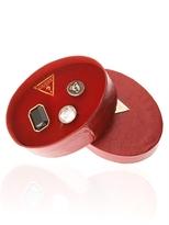 3 Pc. Gold-tone Ring Gift Set