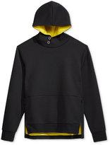 Armani Exchange Men's Hooded Sweatshirt with Side Zips
