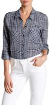 Soft Joie Pocket Plaid Shirt