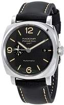 Panerai Men's Radiomir 1940 45mm Leather Band Steel Case Sapphire Crystal Automatic Watch PAM00627
