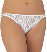 Vanity Fair Illumination Helenca Floral Lace Bikini Panty 18108 - Women's