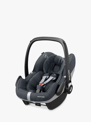 Maxi-Cosi Pebble Pro i-Size Group 0+ Baby Car Seat, Essential Graphite
