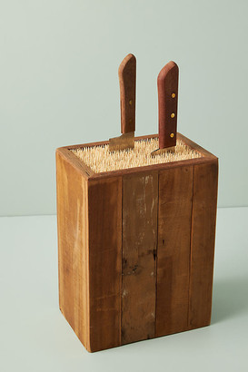 Anthropologie Hudson Knife Block By in Assorted Size L