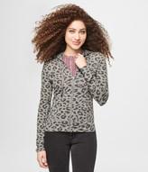Leopard Lightweight Full-Zip Hoodie