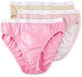 Jockey 3-pk. Classic Fit French-Cut Panties - Plus