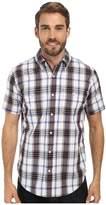 U.S. Polo Assn. Plaid Slim Fit Sport Shirt