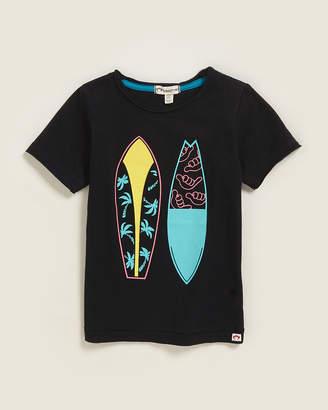 Appaman Toddler Boys) Surfer Short Sleeve Tee