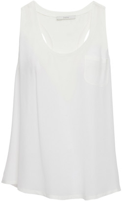 Joie Washed-silk Tank