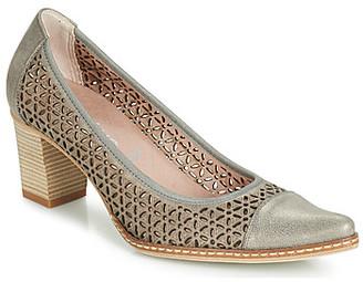Dorking 7841 women's Heels in Grey