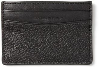 Banana Republic Leather Card Case