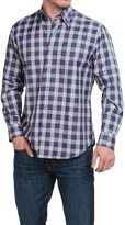 Robert Talbott Check Cotton Sport Shirt - Hidden Button-Down Collar, Long Sleeve (For Men)