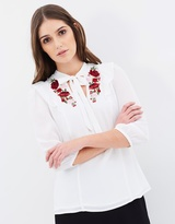 Review Sweet Rosa Top
