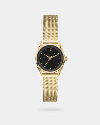 Ted Baker LUCHIAA Milanese mesh band watch