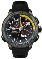 Timex 'Intelligent Quartz - Yacht Racer' Silicone Strap Watch, 47mm