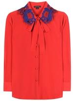 Marc Jacobs Silk Shirt