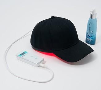 HairMax PowerFlex Laser Cap 202 Hair Growth Device with Acceler8