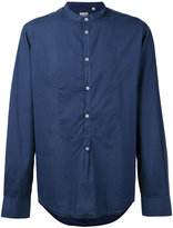Massimo Alba collarless shirt - men - Cotton - S
