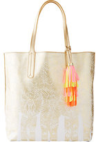 Lilly Pulitzer Reversible Shopper Tote Bag