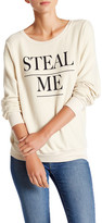 Wildfox Couture Steal Me Baggy Beach Jumper