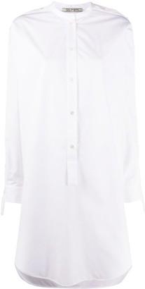 Ports 1961 Long Sleeved Shirt Dress