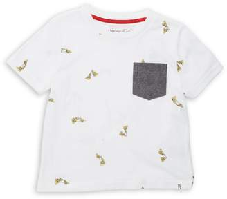 Sovereign Code Little Boy's Trav Jaws Cotton Shirt