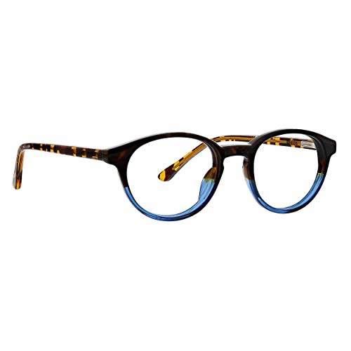 Life is Good Unisex-Adult Imagine LGIMAGINE0TORT0150 Round Reading Glasses