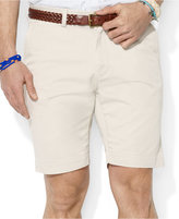 Polo Ralph Lauren Core Classic-Fit Flat-Front Chino Shorts