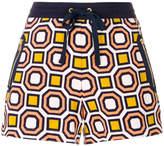 Tory Burch octagonal print shorts