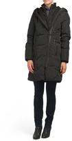 Charlie Asymmetrical Down Coat