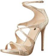GUESS Women's Ablane Platform Dress Sandal