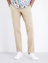 Paul Smith Mens Beige Classic Chinos