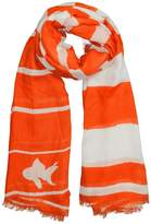 Winky Designs Orange Goldfish Scarf
