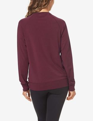 Tommy John Women's Go Anywhere Fleece Sweatshirt