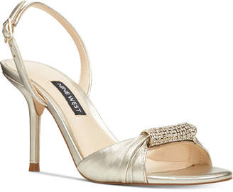 Nine West Women Ondrea Evening Sandals Women Shoes
