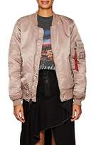 Alpha Industries Women's MA-1 Reversible Flight Bomber Jacket