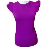 Carolina Herrera Purple Knitwear for Women