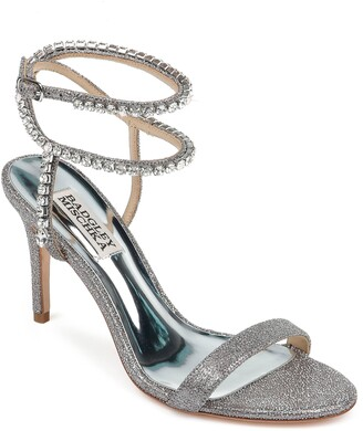 Badgley Mischka Claudette Ankle Strap Sandal