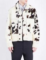 Vivienne Westwood Calf leather jacket