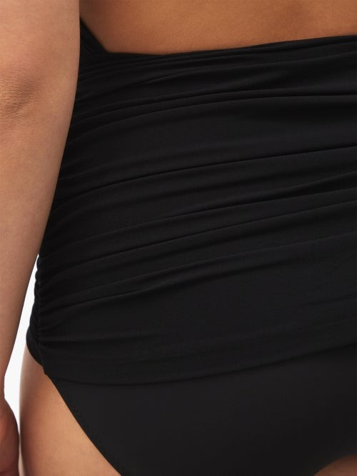 Thumbnail for your product : Norma Kamali Mio Halterneck Swimsuit - Black
