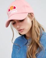 Ellesse Baseball Cap in Pink