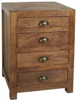 Bennett 4 Drawer Bedside
