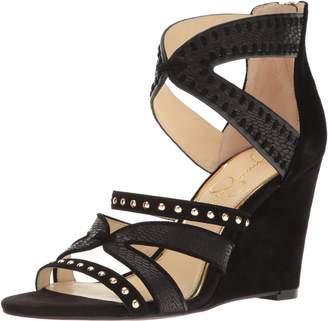 Jessica Simpson Women's Zenolia Wedge Sandal