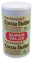 Fruit of the Earth Cocoa Butter Jars, 4 oz.