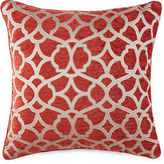 JCP HOME JCPenney HomeTM Gallery Square Chenille Decorative Pillow