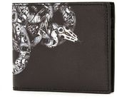 Marcelo Burlon County of Milan Ke Wallet Printed Leather Wallet