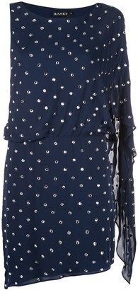 HANEY Lucia embellished mini dress