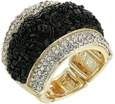 GUESS Crushed Stone with Pave Ring Ring