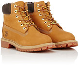 "Timberland 6-Inch"" Nubuck Boots (Youth)-TAN"