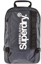 Superdry Slim Line Tarp Backpack Navy